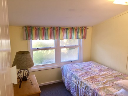 Dennis Port Cape Cod vacation rental - Small 2nd floor bedroom with 1 twin bed