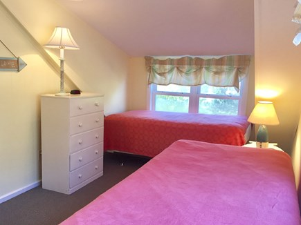 Dennis Port Cape Cod vacation rental - 2nd Floor Bedroom with 2 twin beds