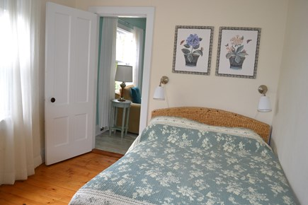 Dennis Port Cape Cod vacation rental - First Floor Bedroom with double bed