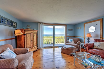 Sagamore Beach Sagamore Beach vacation rental - Spacious Living Room with ocean views.