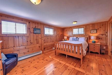 Sagamore Beach Sagamore Beach vacation rental - Master Bedroom on main level.