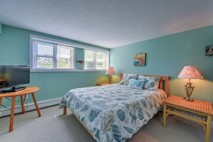 Sagamore Beach Sagamore Beach vacation rental - Bedroom with Queen on lower level.