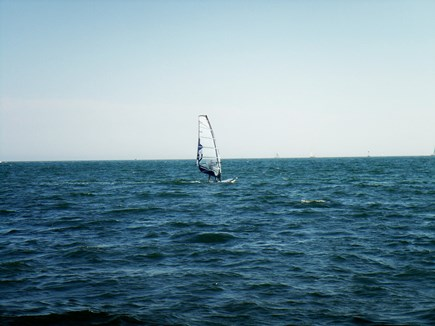 Hyannis Cape Cod vacation rental - A lot of different water activities on Cape Cod