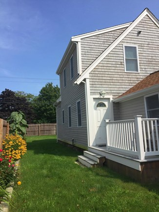Hyannis Cape Cod vacation rental - The second deck
