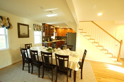 Hyannis Cape Cod vacation rental - The dining room
