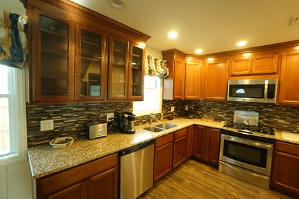 Hyannis Cape Cod vacation rental - The kitchen