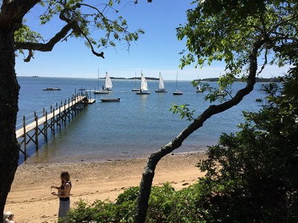 Chatham, East Harwich Cape Cod vacation rental - Pleasant Bay Community Boating approximately 1 mile away