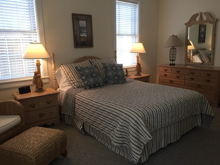 Chatham, East Harwich Cape Cod vacation rental - Master Bedroom with en suite Bath