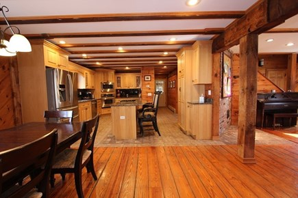 Sandwich, Forestdale Cape Cod vacation rental - Open Living to Kitchen