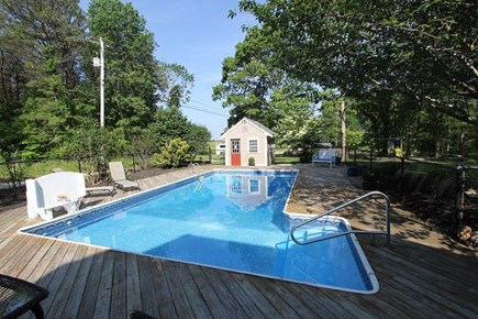 Sandwich, Forestdale Cape Cod vacation rental - Great In Ground Pool