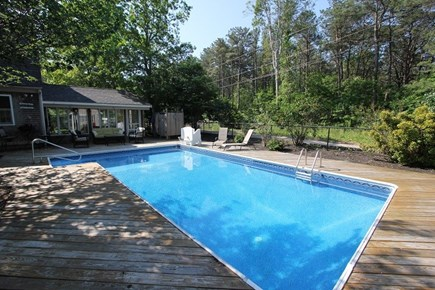 Sandwich, Forestdale Cape Cod vacation rental - Large Pool