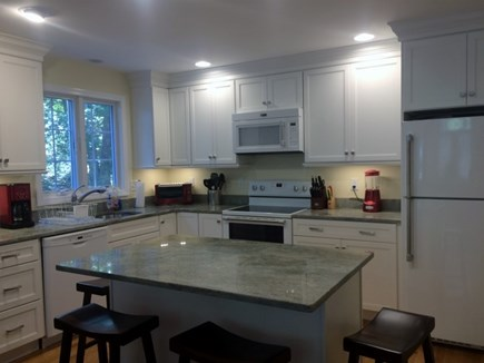 Truro, Wellfleet Cape Cod vacation rental - Kitchen