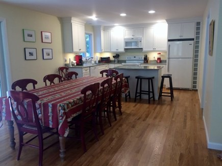Truro, Wellfleet Cape Cod vacation rental - Dining room