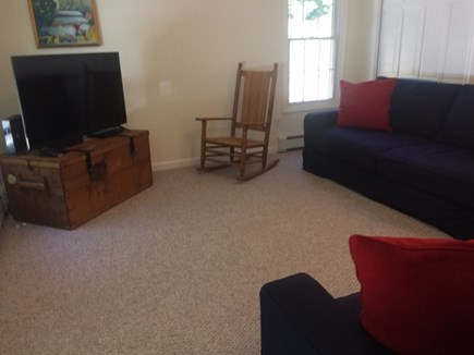 Truro, Wellfleet Cape Cod vacation rental - TV/Family room