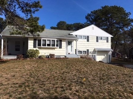 Harwich Cape Cod vacation rental - Lovely home with patio on the side and room for all !