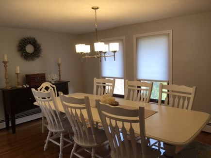 Harwich Cape Cod vacation rental - Enjoy a family breakfast in this wonderful dining room