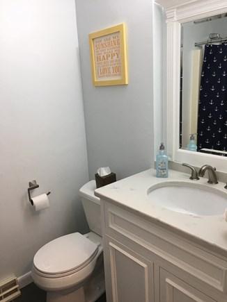 Dennisport Cape Cod vacation rental - Guest bathroom