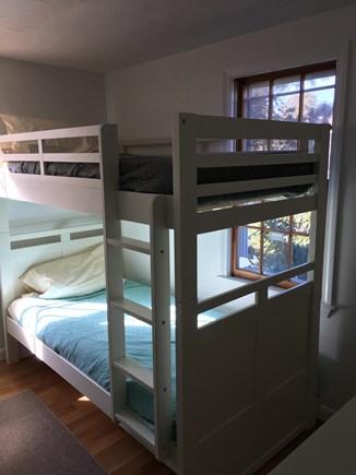 Dennisport Cape Cod vacation rental - Twin bunks