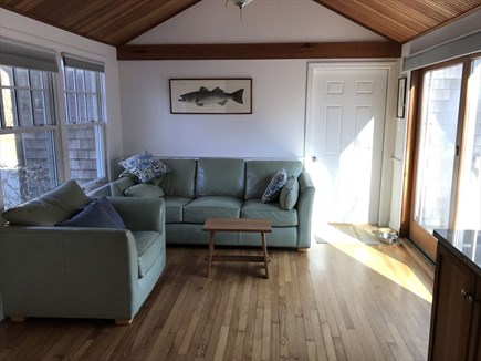 Bourne Cape Cod vacation rental - Living area