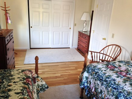 South Dennis Cape Cod vacation rental - Dressing Area in Second Floor Bedrooms