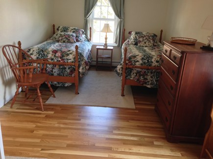South Dennis Cape Cod vacation rental - 18' Spacious Second Floor Bedroom