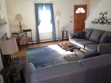 South Dennis Cape Cod vacation rental - Newly Furnished Living Room
