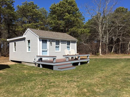 Truro Cape Cod vacation rental - Front of Head of the Meadow