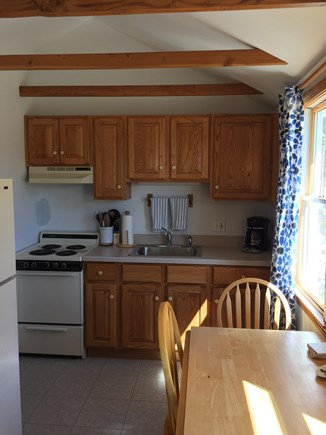 Truro Cape Cod vacation rental - Fully equipped kitchen