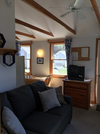 Truro Cape Cod vacation rental - View from Living Room area