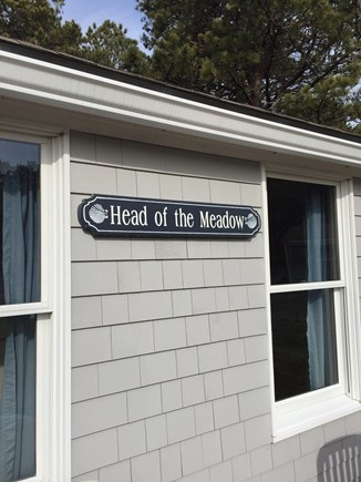 Truro Cape Cod vacation rental - Head of the Meadow