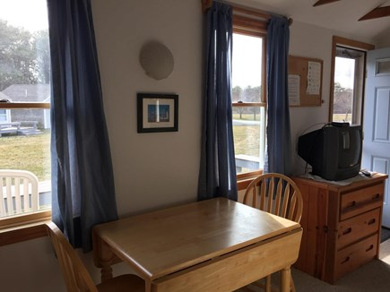 Truro Cape Cod vacation rental - Nice dining spot