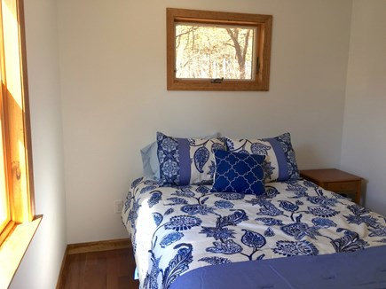 Truro Cape Cod vacation rental - Bedroom has a Queen-sized bed