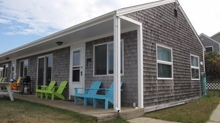Truro Cape Cod vacation rental - Great End Unit