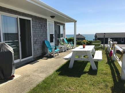 Truro Cape Cod vacation rental - Love the comfy Adirondack Chairs