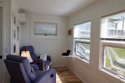 Truro Cape Cod vacation rental - Comfortable reclining chairs