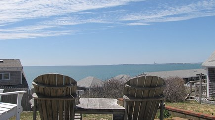 Truro Cape Cod vacation rental - Sit on your own patio and watch the sunsets
