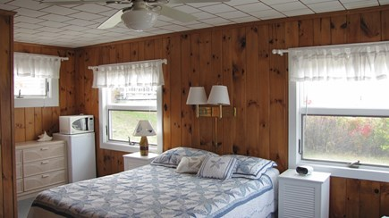Truro Cape Cod vacation rental - Large bedroom with queen bed