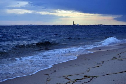 Truro Cape Cod vacation rental - Looking at Provincetown Monument, watch the spectacular sunsets!