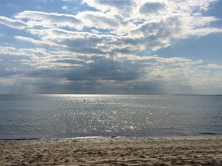 Truro Cape Cod vacation rental - Corn Hill Beach is about 2 miles from house