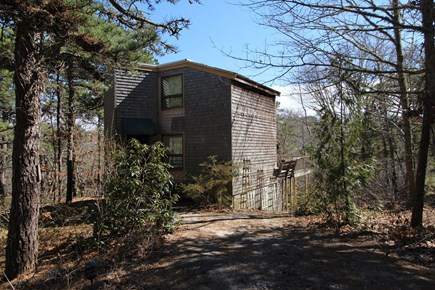 Truro Cape Cod vacation rental - Private location down a long driveway