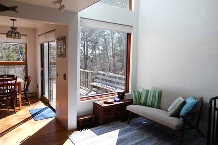 Truro Cape Cod vacation rental - Reading Nook