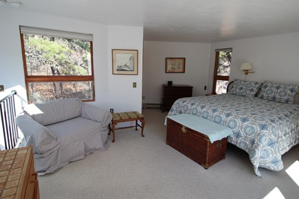 Truro Cape Cod vacation rental - Master Suite with King Bed