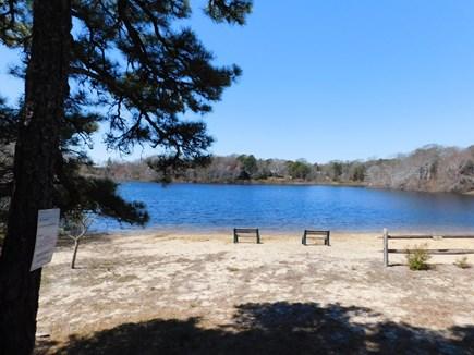 Eastham Cape Cod vacation rental - Pond to enjoy!