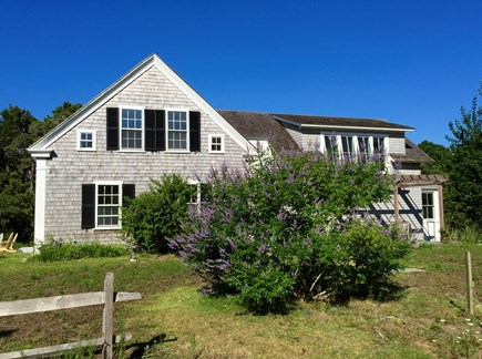 Truro Cape Cod vacation rental - Beautiful home, private acre setting overlooking Pamet River