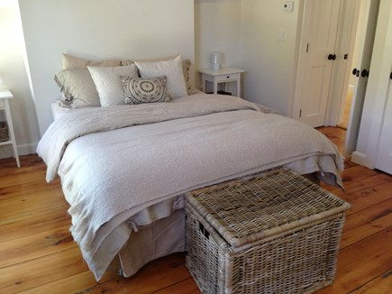 Truro Cape Cod vacation rental - Master bedroom has queen bed, bath with large shower