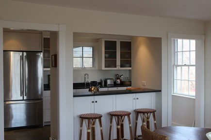 Truro Cape Cod vacation rental - Casual seating any time of the day