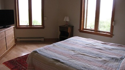 Wellfleet Cape Cod vacation rental - Bedroom with double bed