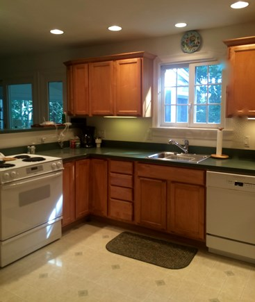 Truro Cape Cod vacation rental - Lots of room in the kitchen