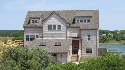 Truro Cape Cod vacation rental - Front of the home