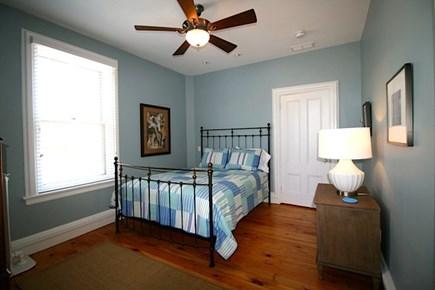 Provincetown Cape Cod vacation rental - Second floor bedroom 3 - queen bed with en suite bath